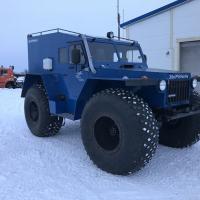 Сини 4х колесный